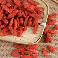 Fruit traditionnel de goji et de baie de goji à faible teneur en sucre