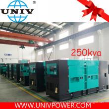 100kva Silent Diesel Generating Set (US80E)