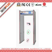 24 Detecting Zones Archway Security Metal Detector Door with Sound and Light Alarm