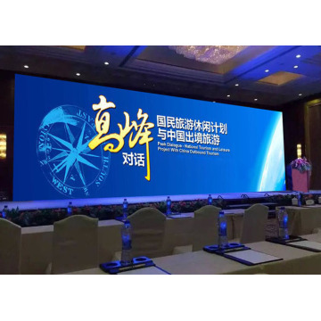 High Resoluion Indoor Fixed LED Display