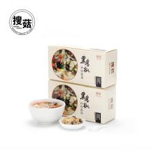 Kalorienarme gefriergetrocknete Instant-Convenience-Suppe