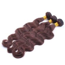 5a Grad unverarbeitete reine brasilianische Haarkörperwelle