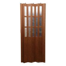 Складывающиеся двери из ПВХ