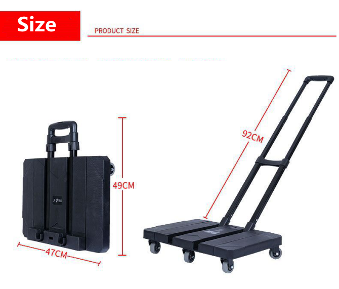 travelling luggage cart6