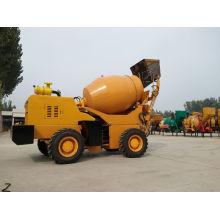 1 cubic slef-loading Concrete Mixer Truck