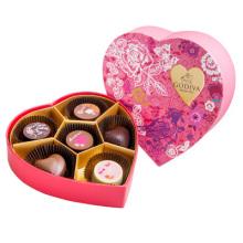 День Святого Валентина Коробка шоколада с подносом