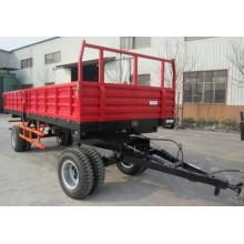 7CX-20 8wheel20ton Anhänger mit CE-Zertifikat