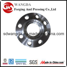 JIS 5k-60k Flange of Carbon Steel Forged