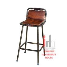 Silla de cuero de la silla del asiento
