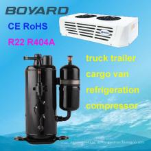 R22 роторный холодильный холодильник холодильный шкаф морозильник компрессор для конденсации горячей продажи