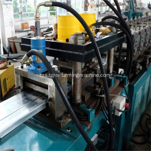 Roller Steel Fire Damper Roll Forming Machine