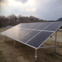 Solar Ground Screw Mounting System