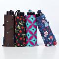 Topumbrella Happy Anti UV Sun&Rain Mini Windproof Travel Folding Umbrella For women