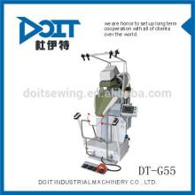 Máquina de prensado de cuello maestro DT-G55