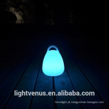 lanterna de mudança de cor