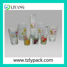 Adhesive Heat Transfer Film for Glass
