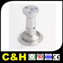 Usinage en aluminium en laiton en aluminium de précision de commande numérique par ordinateur d'acier inoxydable d'OEM