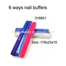 Sunshine nail buffer block