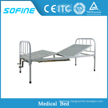 SF-DJ107 Stainless Steel Medical Equipment hospital bed manufacturer