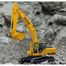 13ton automático excavadora hidráulica de oruga (HW-130)