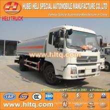 Novo caminhão-tanque de combustível DONGFENG 4x2 preço 15000L barato na China