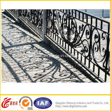 Small Wrought Iron Fence for Garden