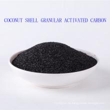 Absorbente de carbono activado granular de coco de alta calidad para la industria química