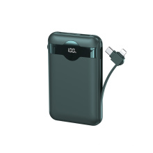 Remax Join Us RPP-169 No fever Powet Bank Power 10000Mah Mini Slim Portable Battery Charger Powerbank With Cable