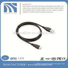 USB 3.0 Standard-A для USB 3.1 Type-C 10 Гбит / с Быстрая синхронизация данных Кабель для зарядки