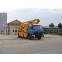 Dongfeng 24m height truck high lift work platform