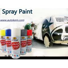 Peinture aérosol acrylique acrylique, peinture à l'aérosol Couleurs