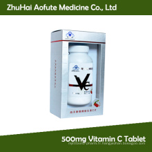 500mg de comprimé de vitamine C avec GMP à vendre