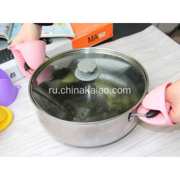Wholesale Thick Heat-Resistance Silicone Pot Glove Holder