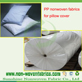 Tissu non tissé PP pour literie / matelas / housse d'oreiller / couette