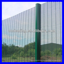 DM Hot dipped Galvanized/PVC coated/PE coated High Security Fence/358 Security Fence (Manufacturer/ISO/Golden Supplier)