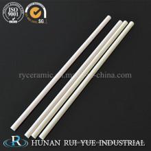 Tubo de cerámica de óxido de aluminio 95% 99% Al2O3 para aplicaciones de alta refractariedad
