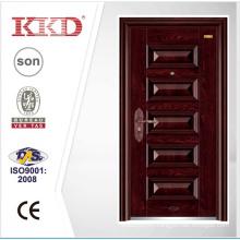 New Style Single Door With Good Lock KKD-101 From China Top 10 Door Brand
