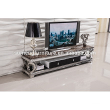 Fashionable used marble top tv-stand