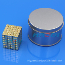 safe block Cube Neodymium Strong Magnet