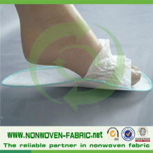 Polypropylene Nonwoven Fabric for Disposable Slipper