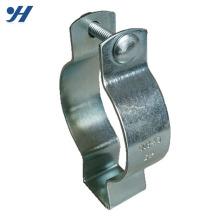 Braçadeira de tubo de alta performance estampada ou em relevo Ppr