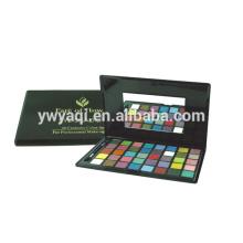 Paleta de sombra de ojos de sombra de ojos profesional paleta fabricante etiqueta privada