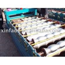 Профилегибочная машина для производства металлических шипов
