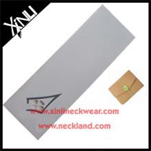Envelope de empacotamento personalizado do laço de corda de Kraft