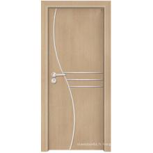 Porte intérieure en PVC fabriquée en Chine (LTP-A11)