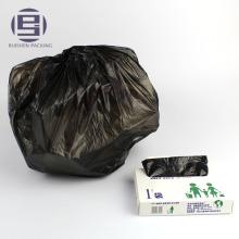 Cheap eco-friendly jumbo black garbage bags