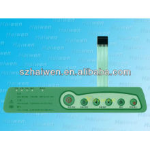 sealed surface keypad switch