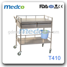 stainless steel material operating trolley T410