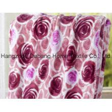 Cobertor de alta qualidade em relevo Cobertor de 100% poli