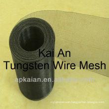 anping KAIAN plain woven tungsten wire mesh